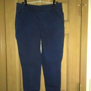 Levi's Denizen Stretch High Rise Jeggings EUC!